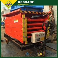 Easy Loading Hydraulic Scissor Lift Table Manufactures