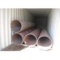 China Boiler Pipe ASTM Carbon Steel Pipe 30'' 762mm Solid Material OD Long Lifespan on sale