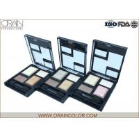 Dry Type Eye Shadow Palette Natural Colors For Make Up School / Course