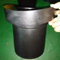 China High Strength HDPE Fusion Fittings Butt Fusion Welding For Drinking Water / Gas on sale