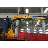 China Energy Saving Truck Bed Hoist Crane Durable With Excellent Impact Resistance on sale