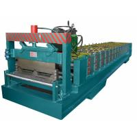 High speed corrugated Colored Metal & Aluminum Roofing Sheet Forming Machinery Manufactures