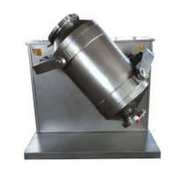Industrial Rotary 3D Powder Mixer Machine High Efficiency Convenient Operation Manufactures