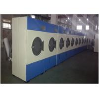 Gas Heating Industrial Cloth Dryer Machine , Combo Washer Dryer 700x700mm Drum Manufactures