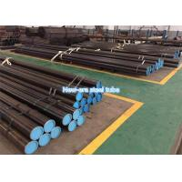 Carbon Circular Seamless Mechanical Tubing For Engineering DIN 1630 Model Manufactures