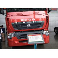 4x2 Howo Tractor Truck , Prime Cargo Movers With 336HP Horse Power Engine Manufactures
