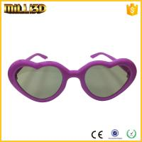 tv circular polarizer review heart shape 3d glasses free for cinema or tv
