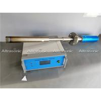 2000W Industrial Ultrasonic Metal Treatment Unit For Casting Of Aluminum Slabs Manufactures