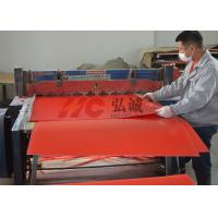 Glass fiber-reinforced plastic UPGM203 with the smooth facade Manufactures