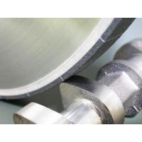 Vitrified CBN Diamond Grinding Tools For High Accuracy Camshaft Manufactures