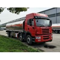 FAW J5MV 4 axles Diesel Oil Mobile Tanker Truck Aircraft Refueling Manual Transmission Type Manufactures