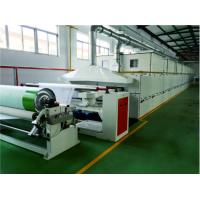 Frequency Control Fabric Stenter Machine High - Temperature Open Width Manufactures