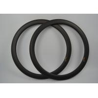 UD 3K 12K 700c Carbon Road Rims 546mm ERD High Strength T700 / Basalt Material Manufactures