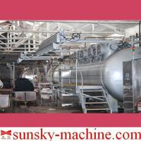 China Normal Temperature softflow Fabric Dyeing Machine UH Series on sale