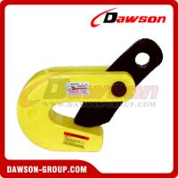 China capacity 10T DS-L Type Horizontal Plate Clamp for lifting for sale on sale