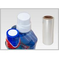 China Food Packaging PLA Plastic Film Wrap 50 Mic , High Wear Resistance on sale