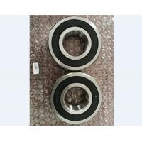 Durable High Speed Bearings / Grooved Rolling Ball Bearing For Booster Pumps Manufactures