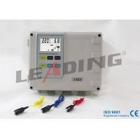 1 Phase DOL Starter Smart Pump Controller , Water Pump Control Box For Farms Manufactures