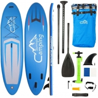 China Blue Youth 11'X32X6 Inflatable Surf SUP Stand Up Paddle Board on sale