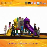Kids Playground Equipment , Outdoor Playground Equipment For Preschools Manufactures