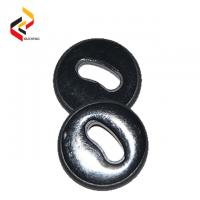 UHF RFID Polyester Woven Laundry Tag For Tracking Garment for sale