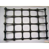 China High Strength Plastic PP biaxial geogrid for Base Reinforcement on sale
