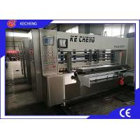 China 2 Color  Carton Printing Machine  / Corrugated Carton Flexo Printing Machine on sale