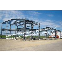 Quality China Steel Structure Contractor For Metal Structure Manufacturing And Steel for sale