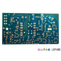 1 OZ / 35 µM Copper Single Layer Pcb Board , Power Bank Circuit Board 1.6 MM Manufactures