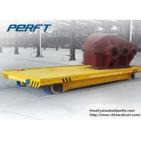 Carbon Steel Material Heavy Duty Handling Equipment / Material Transfer Cart Manufactures