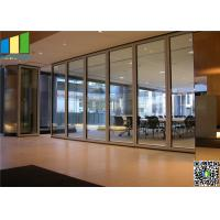 60 mm Tempered Glass Partition Wall Height  2000 / 4500 mm Manufactures
