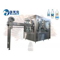China German Technology Negative Pressure Carbonated Drink Filling Machine With 3 In 1 on sale