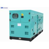 Water Cooled 450kVA Volvo Diesel Generator 50Hz with Engine Control Unit Manufactures