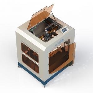 110V/220V Industrial 3d Printer , Creatbot D600 3d Printer 600*600*600 Mm Large Build Size Manufactures