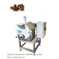 Small Capacity Chocolate Processing Line YX-40 Chocolate Refiner Machine 40L Manufactures