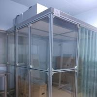 Aluminum Class 100 ISO 5 Clean rooms China supplier for sale