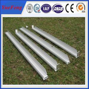 customized industrial aluminium profile,aluminium profile of solar panel frame,OEM Manufactures