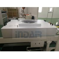 China Adjustable Speed FFU Fan Filter Unit With EBM AC Motor On - Line Control System on sale