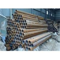 ISO Standard Carbon Steel Pipe , Large Dia Steel Pipe Thickness 2.77-12.7mm Manufactures