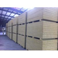 Rock Wool batts for sound and heat insulation Manufactures
