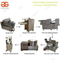 China Electric Chin chin Making Machine|Manual Chin chin Making Machine Supplier|Chin chin Making Line for Sale on sale