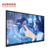 China Meeting Wireless Touch Screen Interactive Whiteboard 65'' Multitouch All In One Led Tv Board on sale