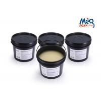 No Smell UV Screen Printing Varnish / Thick Varnish Coating 3 Dimensional Image Manufactures