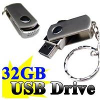 CE, FCC, RoHS Approved with Key Chain 32GB USB Flash Drive (C-05) Manufactures