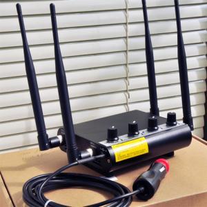 4G signal Blocker   12V 3G GSM CDMA Jammer 4G signal Blocker Manufactures