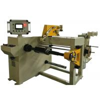 China Automatic Oil Immersed Transformer Winder , Transformer Winding Equipment on sale