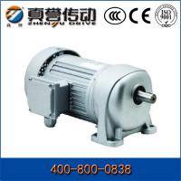 Electric Micro Helical Gear Motor 1400 Rpm , 2.2kw Flange Mounted Gear Motor Manufactures