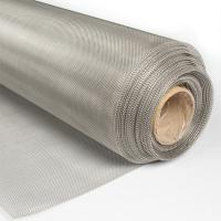 China Dutch Weave Stainless Steel Wire Mesh Screen High Grade For Petroleum Industry on sale