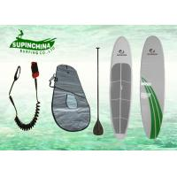 China Suqash Tail Stand up paddle boards with Deck Pad / Board Bag on sale