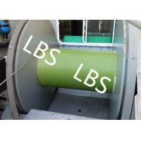 Oil Field Logging Well Winch / Offshore Winch With Lebus Groove Sleeves Manufactures